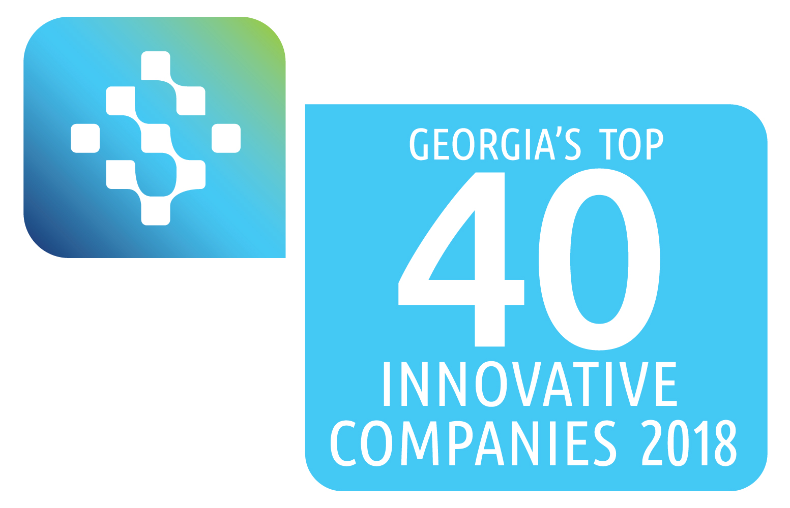 Vizzia technologies named a tag 2018 top 40 innovative for Innovation consulting atlanta