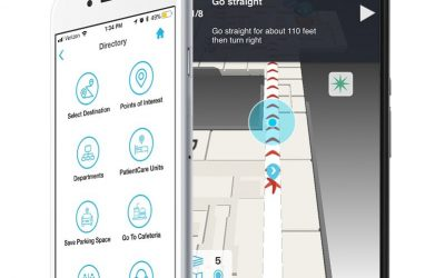 Connexient Partners with Vizzia Technologies to Integrate Indoor Navigation, Digital Wayfinding and Real-Time Location Systems (RTLS) for Healthcare Organizations